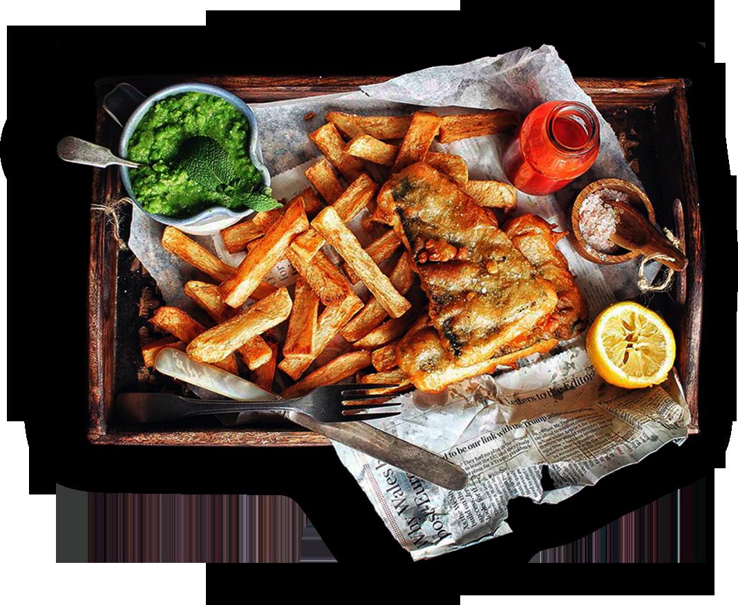Tonino's Fish & Chips Bar Fish & Chips